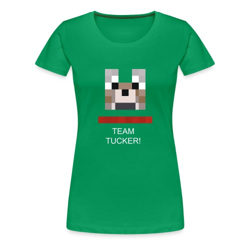 TEAM TUCKER (Womens) - Women's Premium T-Shirt