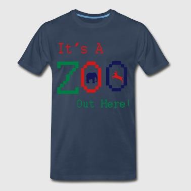 Pastafarianism  yo-ho-ho - Men's Premium T-Shirt
