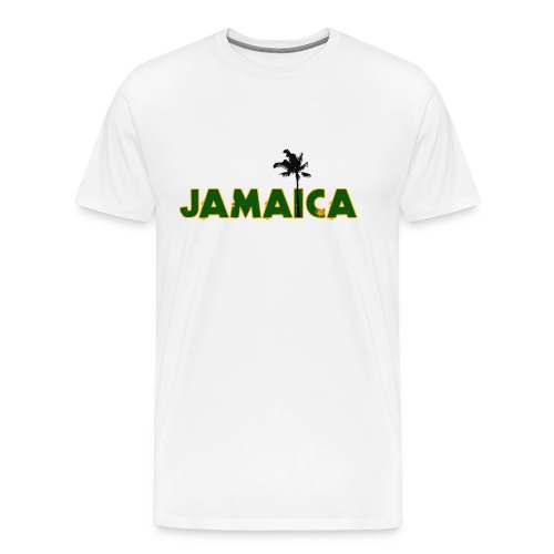 MEN'S JAMAICA TEE - Men's Premium T-Shirt
