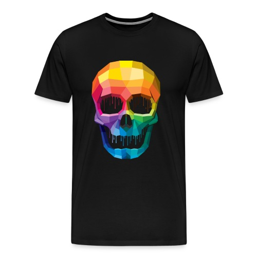 Jewel Skull  - Men's Premium T-Shirt