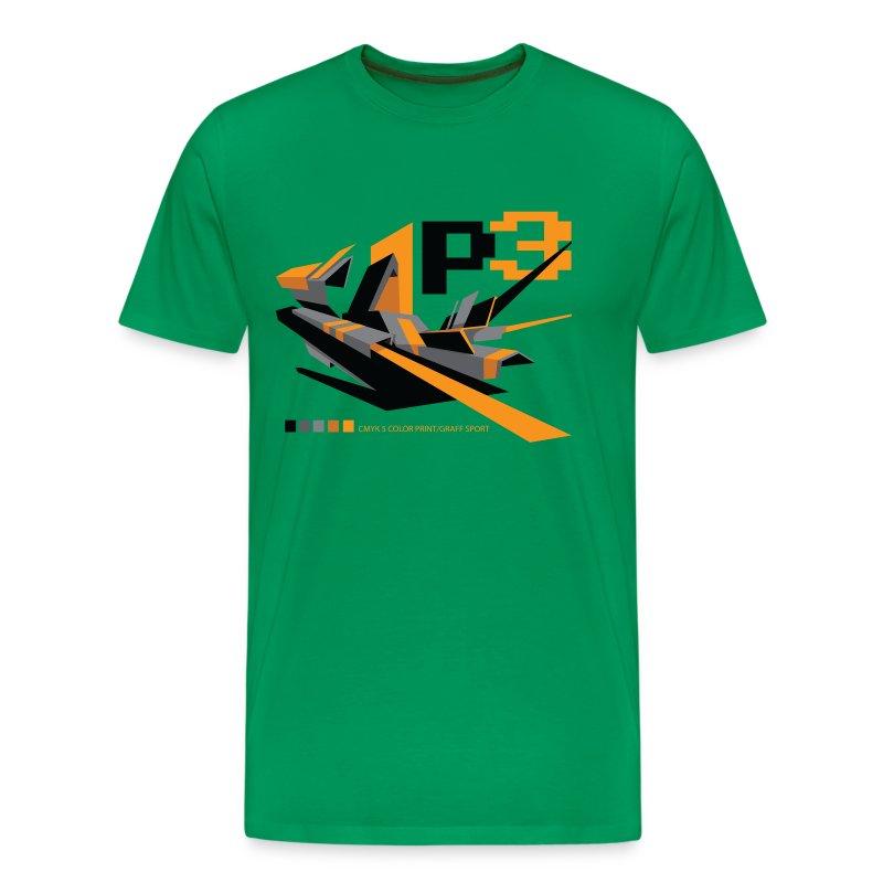 P3 - Men's Premium T-Shirt