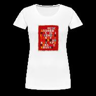 Women's T-Shirts ~ Women's Premium T-Shirt ~ Youth