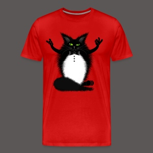 ZIGGY THE CAT - Men's Premium T-Shirt
