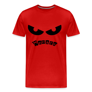 Menace Heavyweight PREMIUM  - Men's Premium T-Shirt