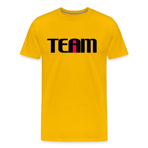 No i in TEAM? - Men's Premium T-Shirt