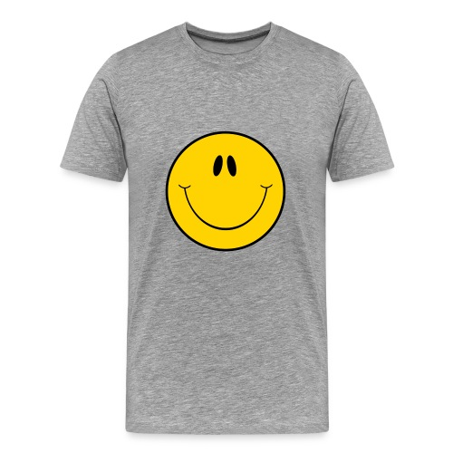 Smile! - Men's Premium T-Shirt