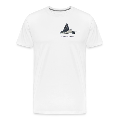 Spotted Eagle Rays - Men's Premium T-Shirt