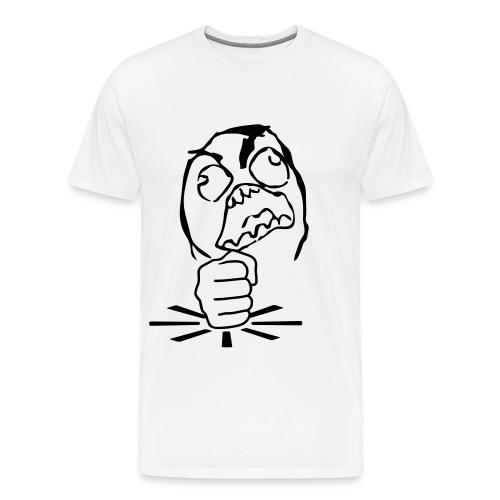 FIST POUND - Men's Premium T-Shirt