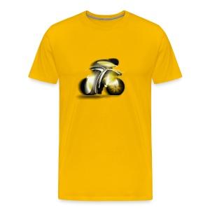le tour [front] - Men's Premium T-Shirt