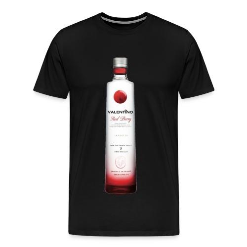 Valentino Brand Red Label - Men's Premium T-Shirt