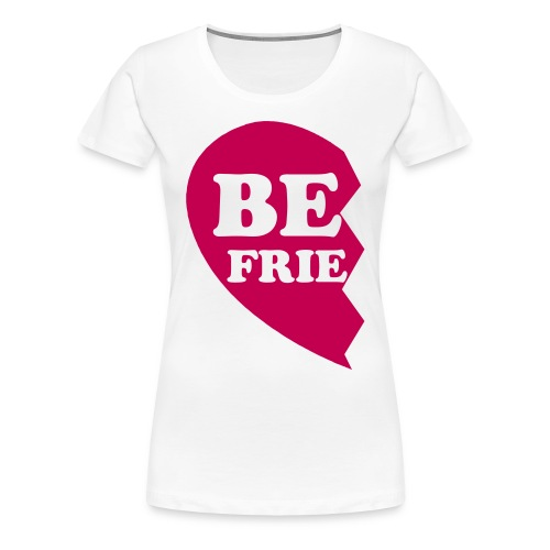1ST OF FRIENDS - Women's Premium T-Shirt
