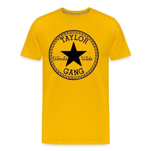 Taylor Gang Mens Tee - Men's Premium T-Shirt