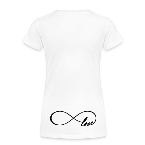 Infinite Love - Women's Premium T-Shirt