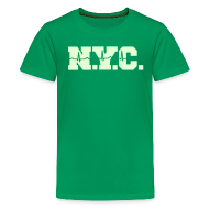 Kids' Shirts ~ Kids' Premium T-Shirt ~ NEW YORK CITY