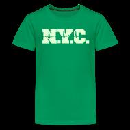 Kids' Shirts ~ Kids' Premium T-Shirt ~ NEW YORK CITY