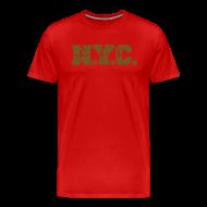 T-Shirts ~ Men's Premium T-Shirt ~ NEW YORK CITY