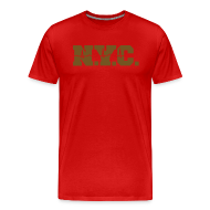 T-Shirts ~ Men's Premium T-Shirt ~ NEW YORK CITY