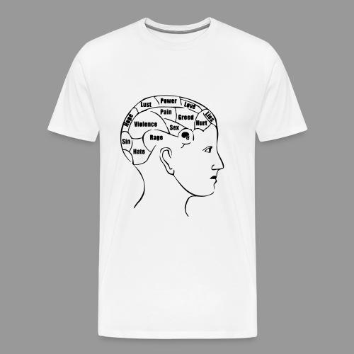 Phrenology  - Men's Premium T-Shirt