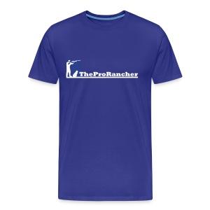 TheProRancher - Men's Premium T-Shirt