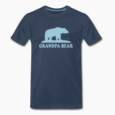 GRANDPA BEAR T-Shirt HN