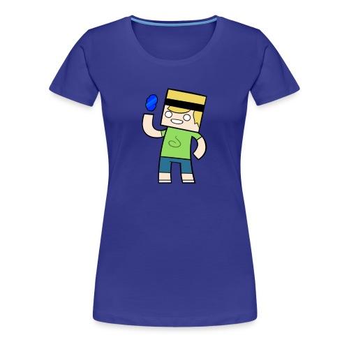 Women's I Found Lapis T-Shirts - Women's Premium T-Shirt