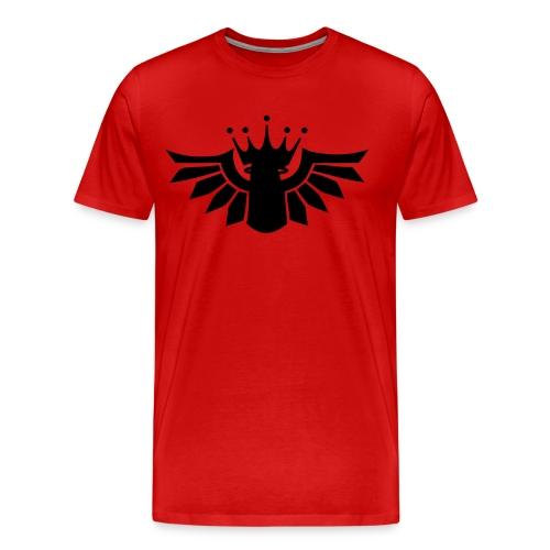 Men_Flying King - Men's Premium T-Shirt