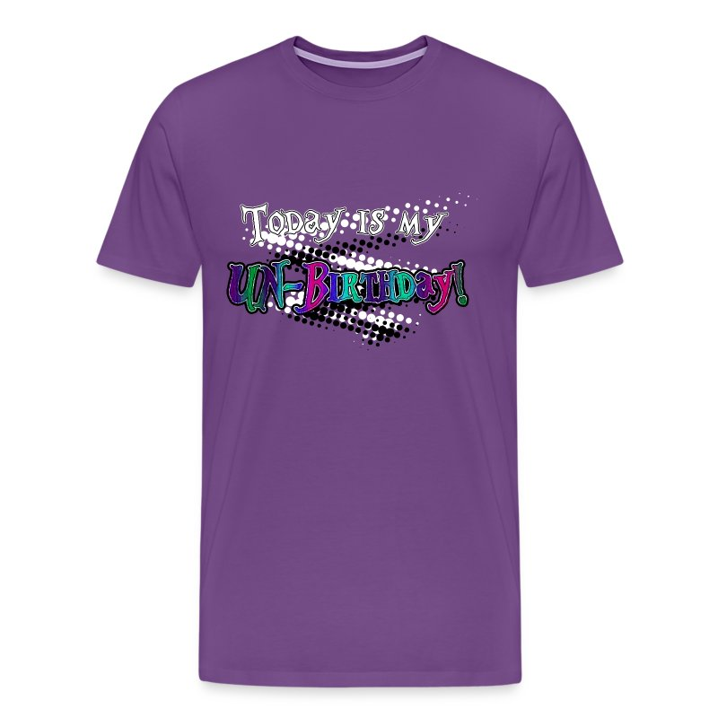 UN-Birthday March Hare (Mad T Party) - Men's Premium T-Shirt