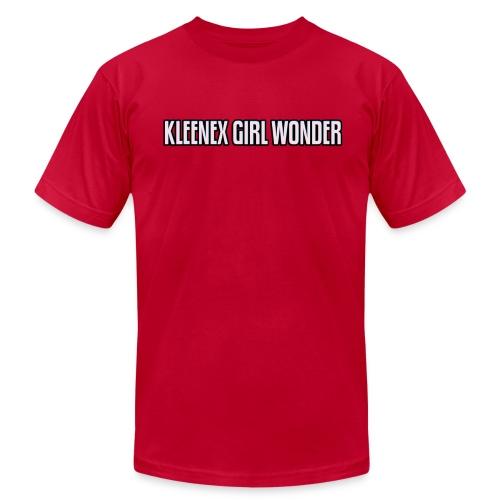 PinkCMKGW - Men's Fine Jersey T-Shirt
