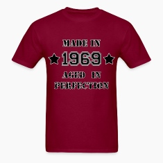 Made in 1969 T-Shirts
