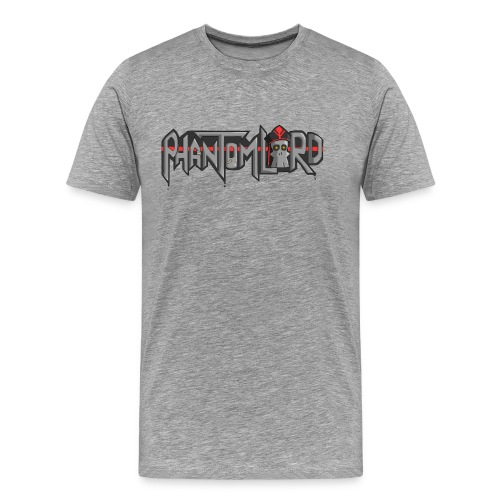 Red Logo - Men's Premium T-Shirt