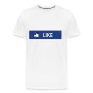 T-Shirts ~ Men's Premium T-Shirt ~ Facebook Like