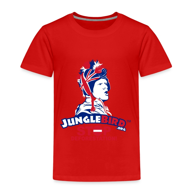 junglebird_tm - Toddler Premium T-Shirt