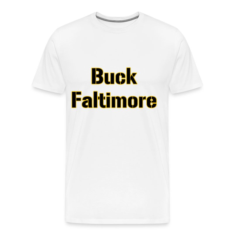 Buck Faltimore Mens Heavy - Men's Premium T-Shirt
