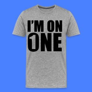 I'm On One T-Shirts - stayflyclothing.com - Men's Premium T-Shirt