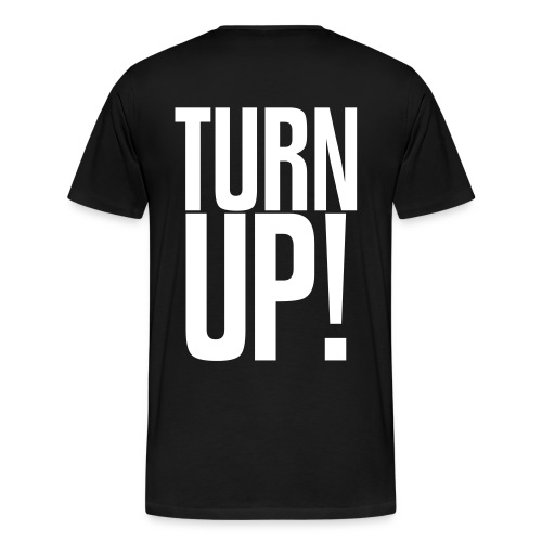 TurnUp Edition - Men's Premium T-Shirt
