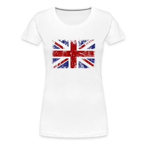 UK - Women's Premium T-Shirt