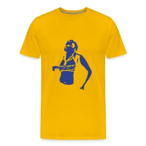 CWC Want Woman T-shirt!  In Sonichu Yellow chrischan SPECIALTY youtube  - Men's Premium T-Shirt