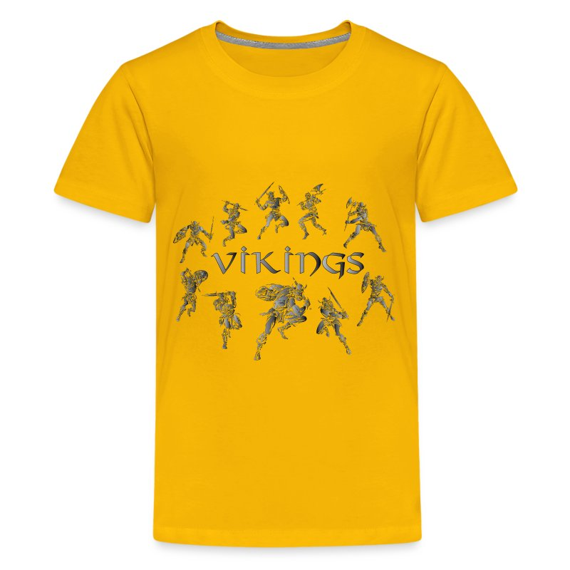 VIKINGS REVISITED 1 - Kids' Premium T-Shirt