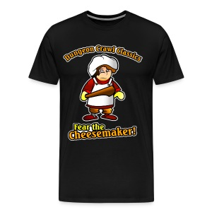 Fear the Cheesemaker! - Men's Premium T-Shirt