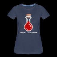T-Shirts ~ Women's Premium T-Shirt ~ Health Coverage Women's Classic T-Shirt