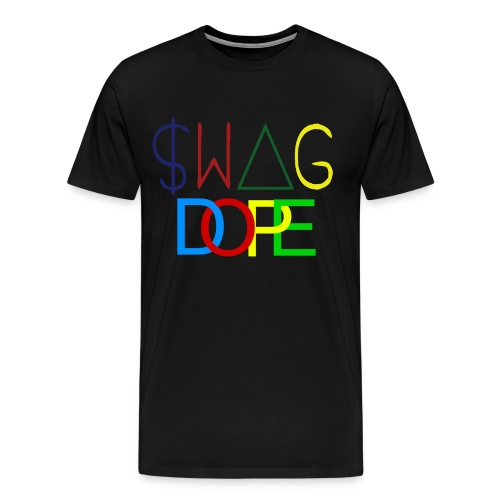 $WAG IS DOPE - Men's Premium T-Shirt