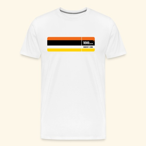 100 Yen - Men's Premium T-Shirt