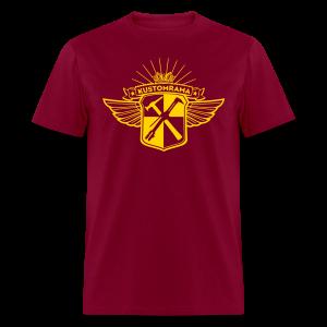 Kustomrama Crest #102 - Men's T-Shirt