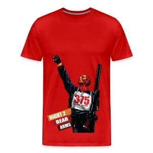 RIGHT 2 BEAR ARMS - Men's Premium T-Shirt