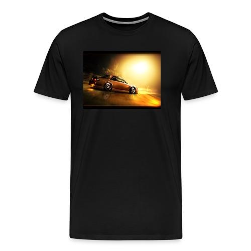 Nissan Silvia Drift Tee - Men's Premium T-Shirt