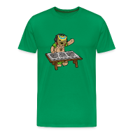 T-Shirts ~ Men's Premium T-Shirt ~ Big/Tall Mens Tee: Um Bongo