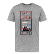 T-Shirts ~ Men's Premium T-Shirt ~ 2012 Historic Championship Game