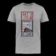 T-Shirts ~ Men's Premium T-Shirt ~ 2012 Historic Championship Game