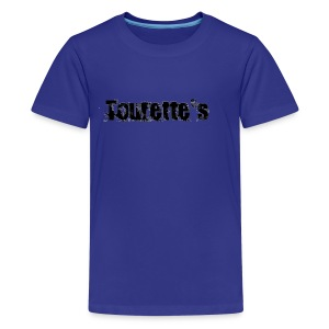 Kids Tourette's - Simple - Kids' Premium T-Shirt