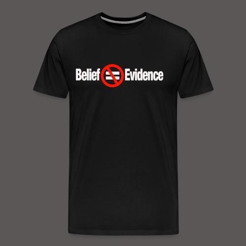 BELIEF - Men's Premium T-Shirt